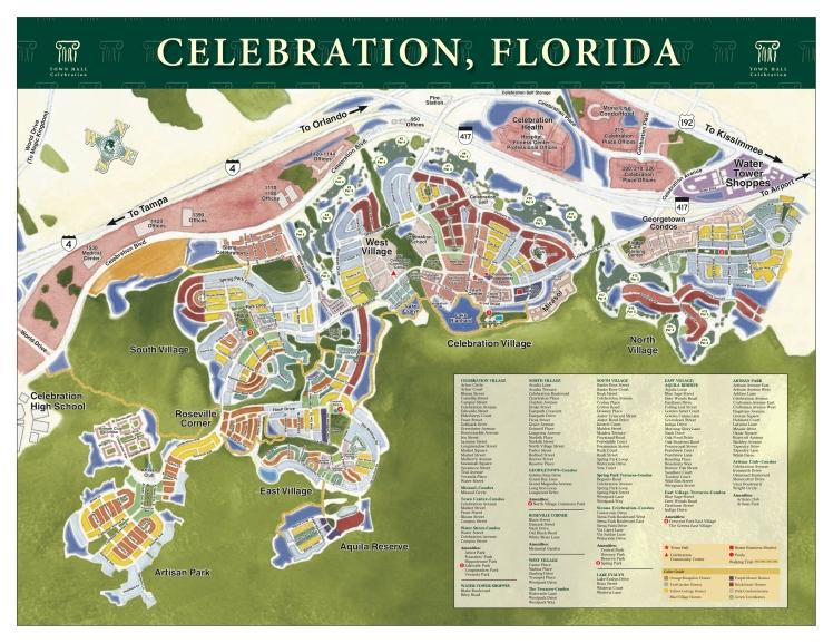 CELEBRATION-MAP